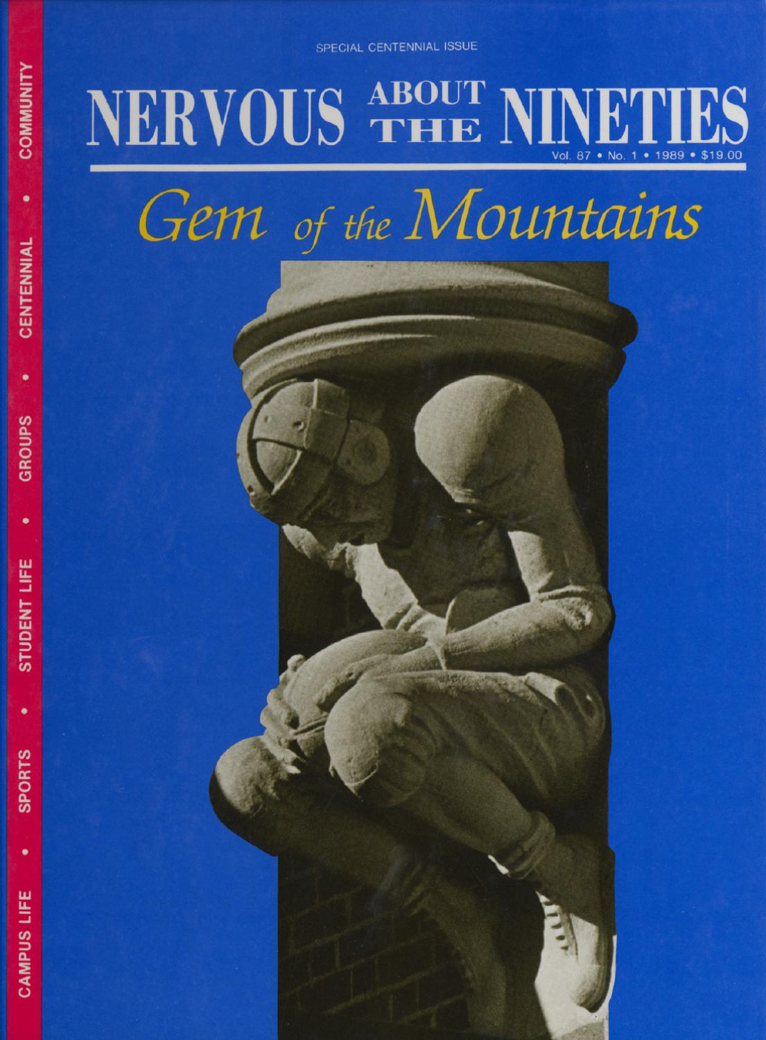 1989 Gem Of The Mountains Volume 87 University Of Idaho Yearbook By University Of Idaho Library Issuu