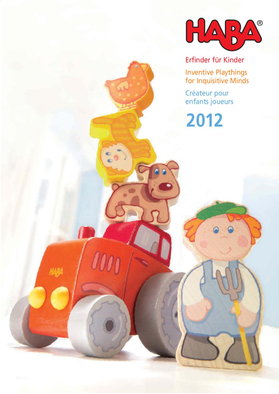 Haba Toy Catalogue 2012 By Rose And Lily Australia Issuu