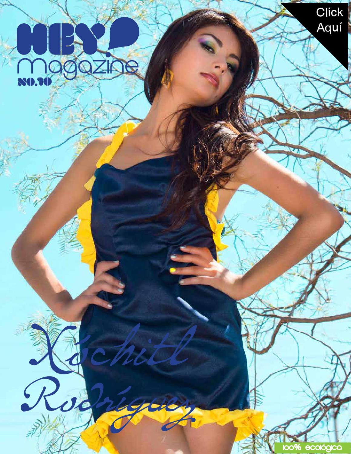 Hey Magazin Revista Hey Magazine Zacatecas No 10 By Hey Magazine