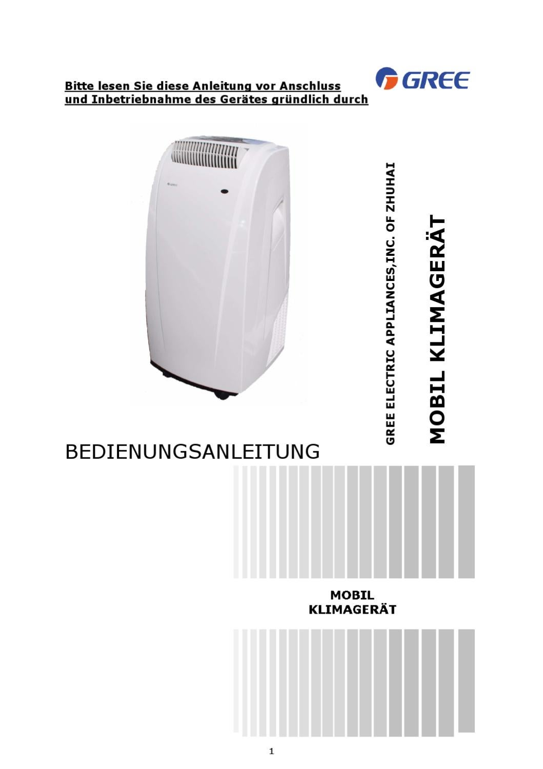 Klimaanlage Mobil Warten A35 Bedienungsanleitung Gpcn12a2nk3ca By Kusters Tho Issuu