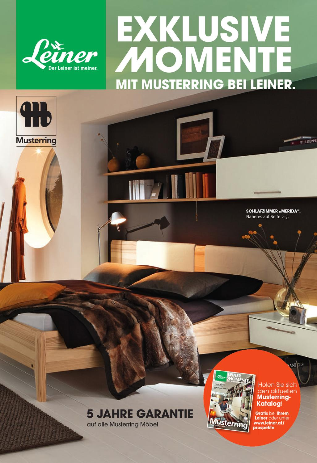 Schlafzimmer Set Leiner Leiner Musterring 06 08 01 09 By Aktionsfinder Gmbh Issuu