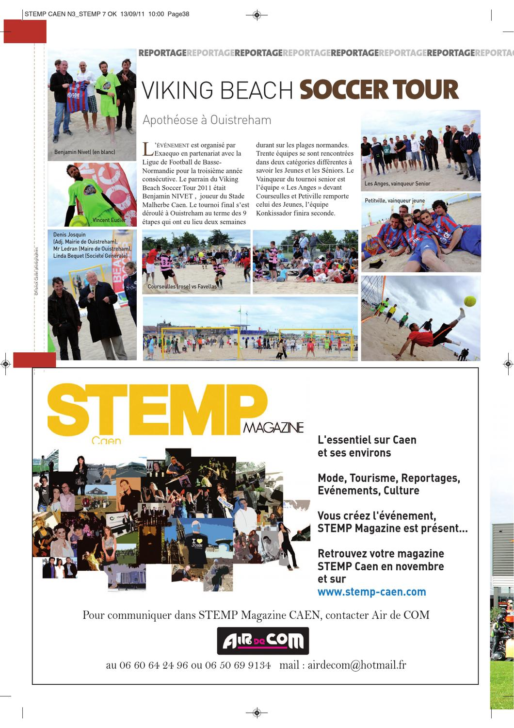 Societe Generale Caen 3 Stemp Magazine Caen By Stemp Magazine Issuu