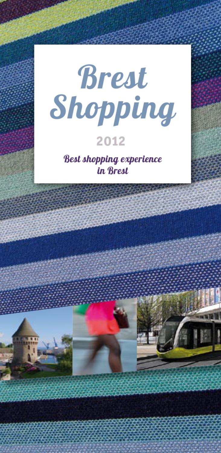 Guide Brest Shopping 2012 By Richard Florent Issuu