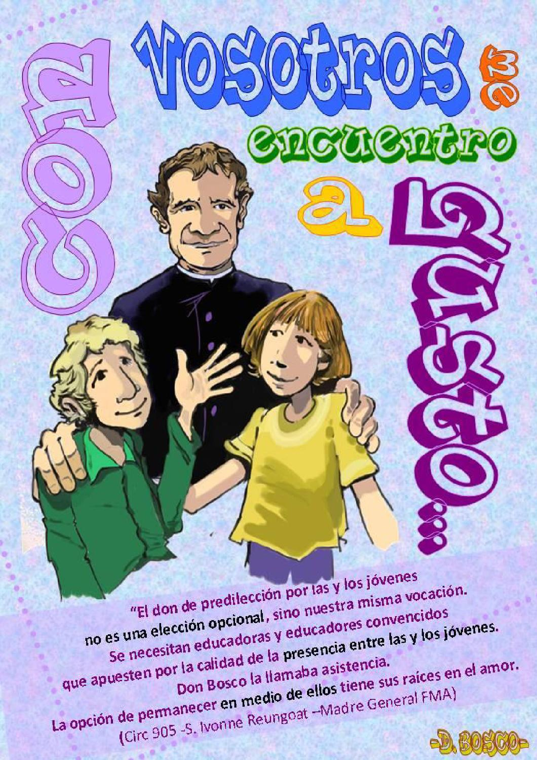Libros De Don Bosco Don Bosco By Jenifer Delcarmen Issuu