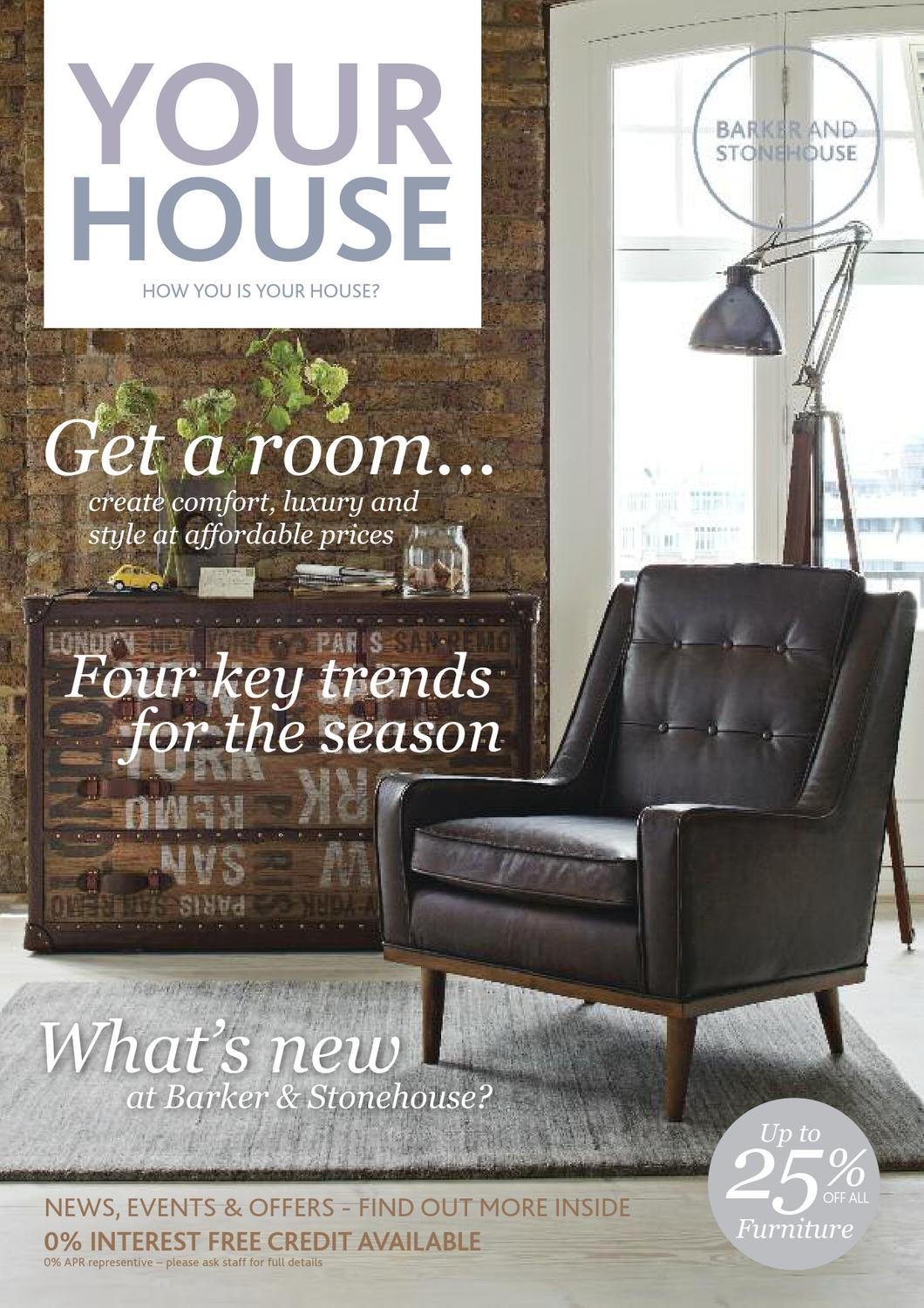 Stressless Furniture Market Harborough Barker And Stonehouse Autumn Brochure By Lewis Lane Issuu