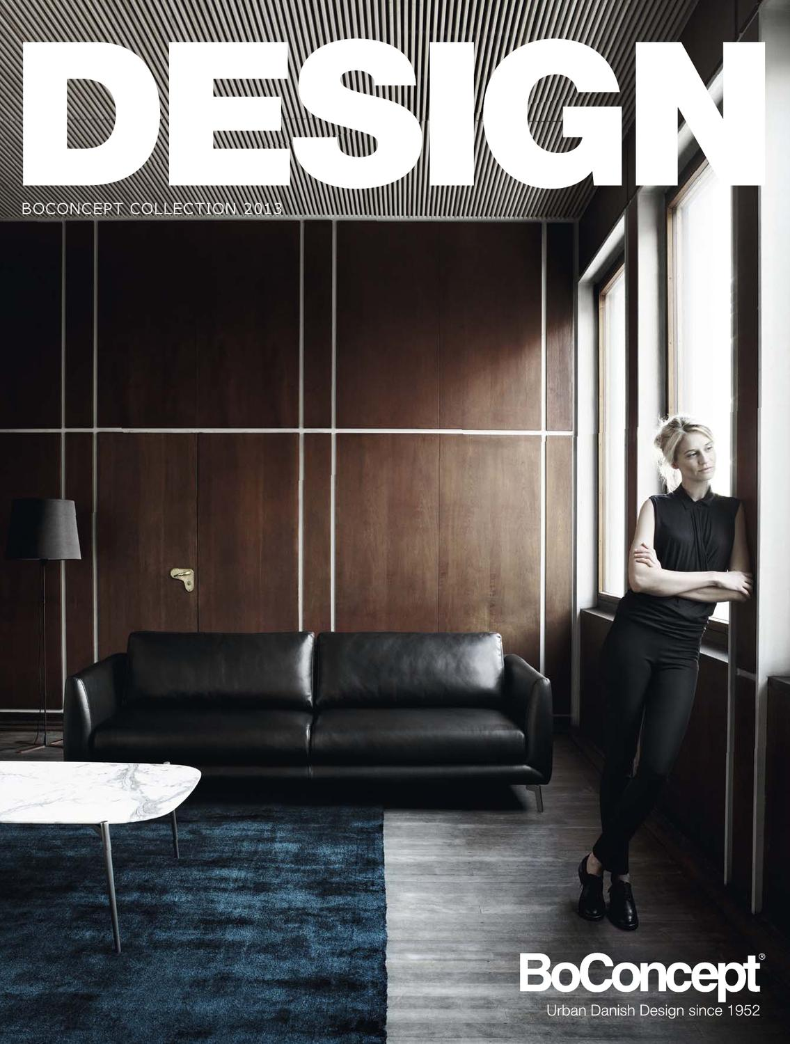 Boconcept Beaugrenelle Design Catalogue Boconcept 2013 By Boconcept Issuu