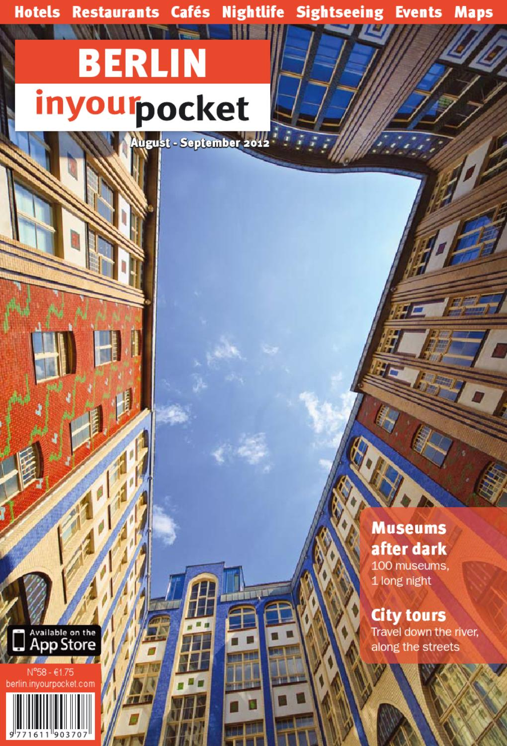 Berlin By City Fly Travel Center Issuu