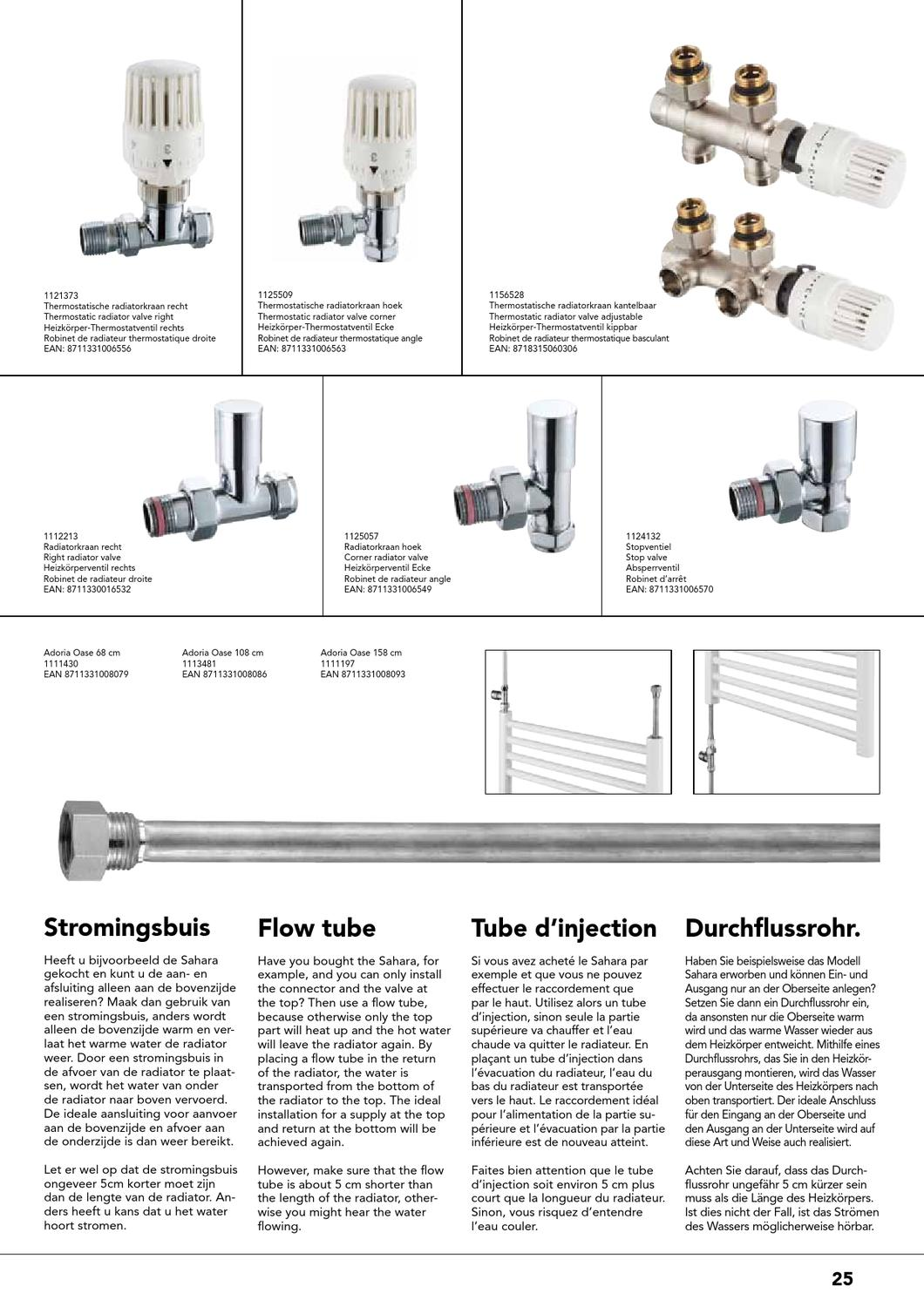 Radiatorkraan Recht Heating By Xtra Digital Agency Issuu