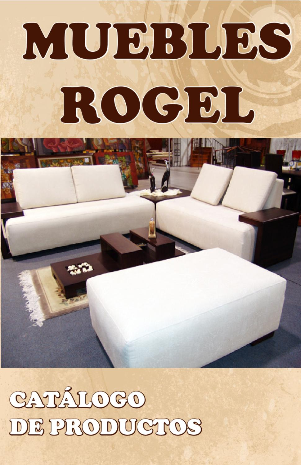 Muebles Milenium Catalogo Muebles Rogel By Andrea Mancia Issuu