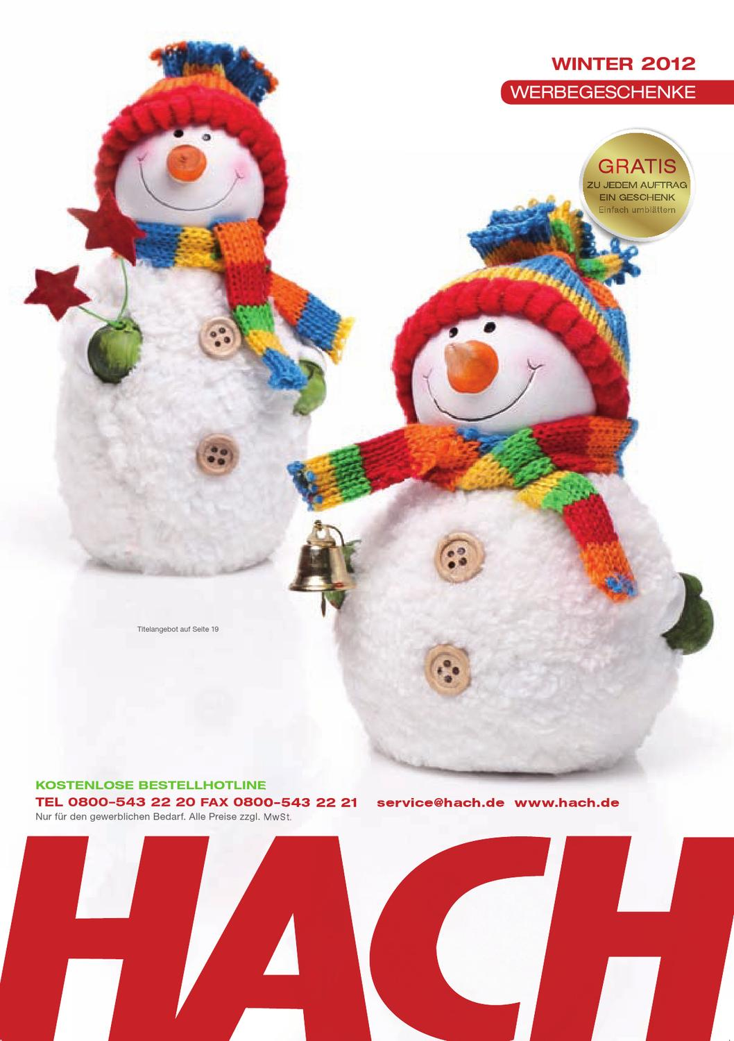 Hach Winter 2012 By Hach Gmbh Co Kg Issuu