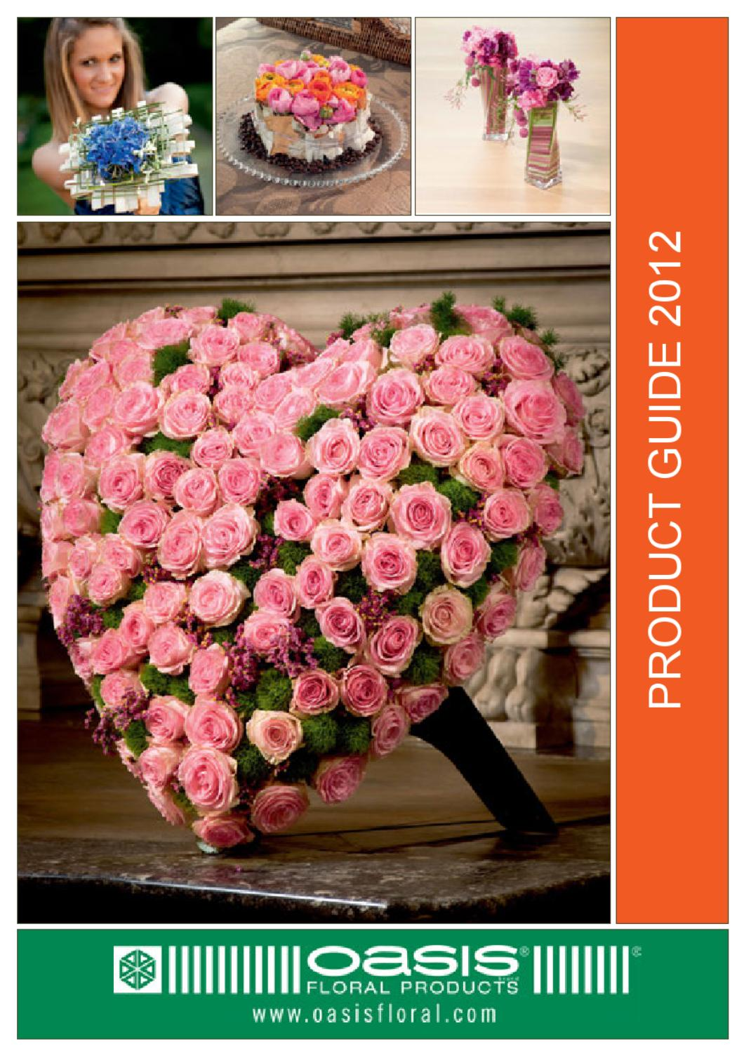 Interflora Toulouse Product Guide 2012