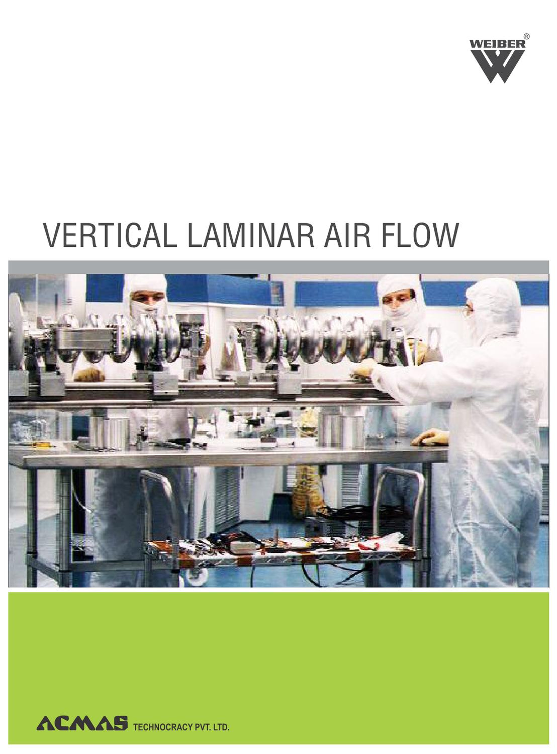 Laminar Air Flow Microbiology Vertical Laminar Air Flow Category By Acmas Technologies