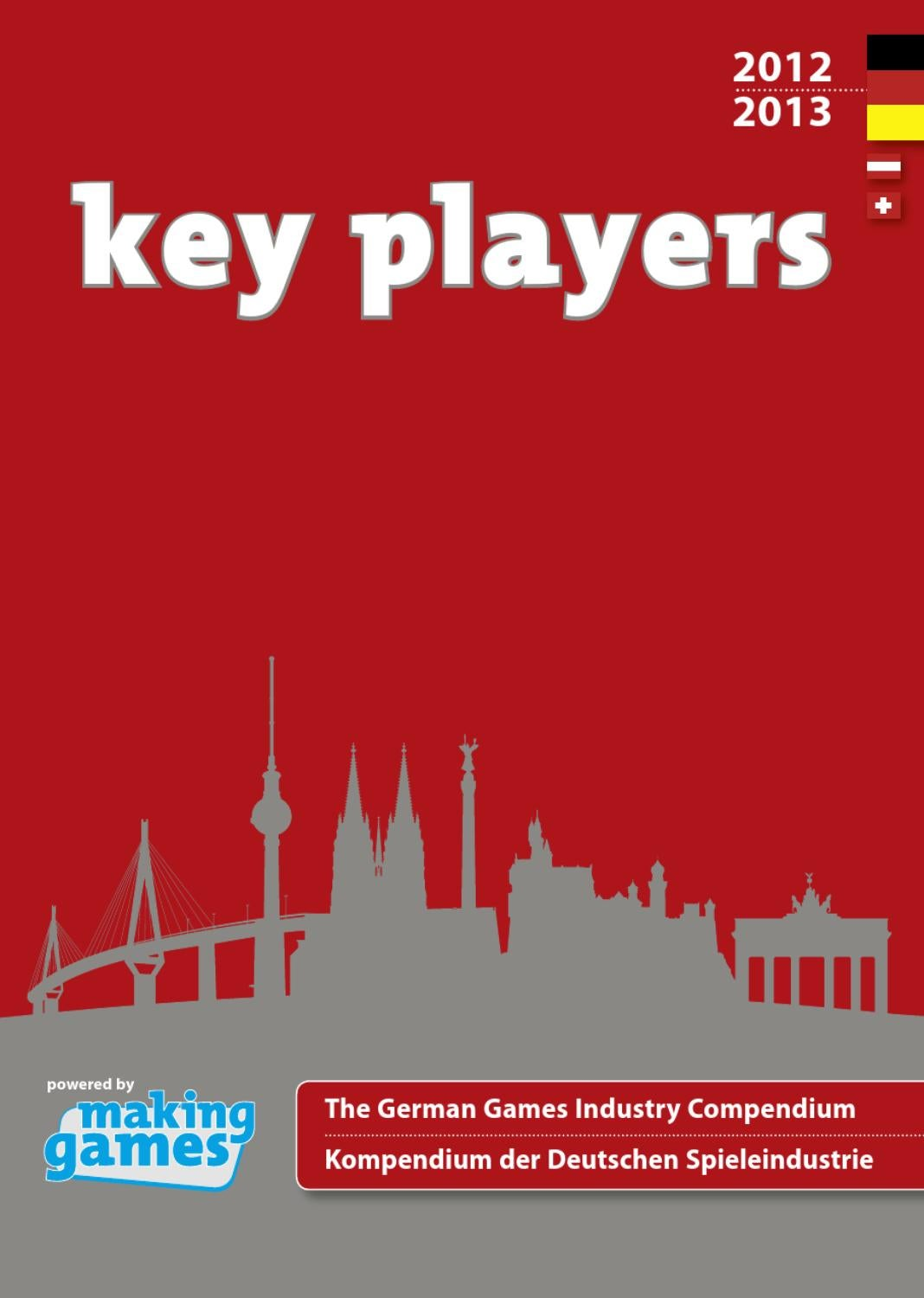 Gfk Pool Duisburg Key Players 2012 2013 By Making Games Issuu