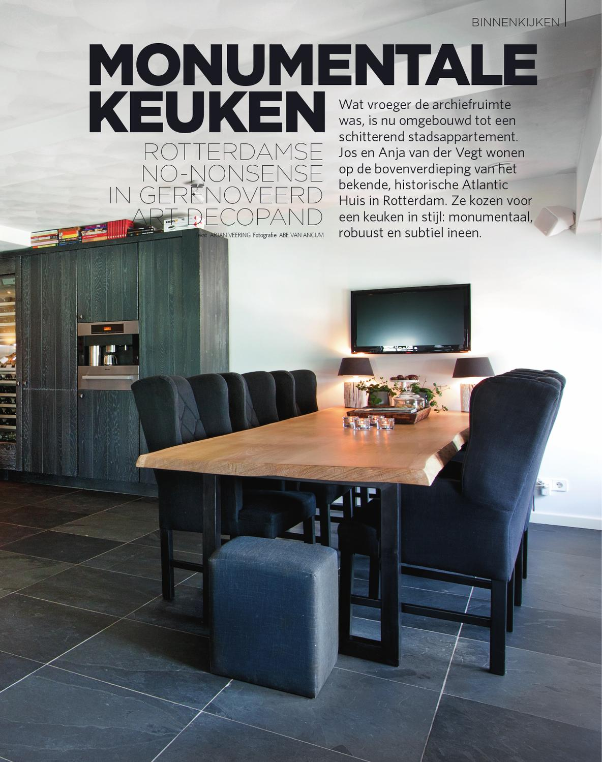 Atlantic Keuken Welke Keukens By Media Mij Issuu