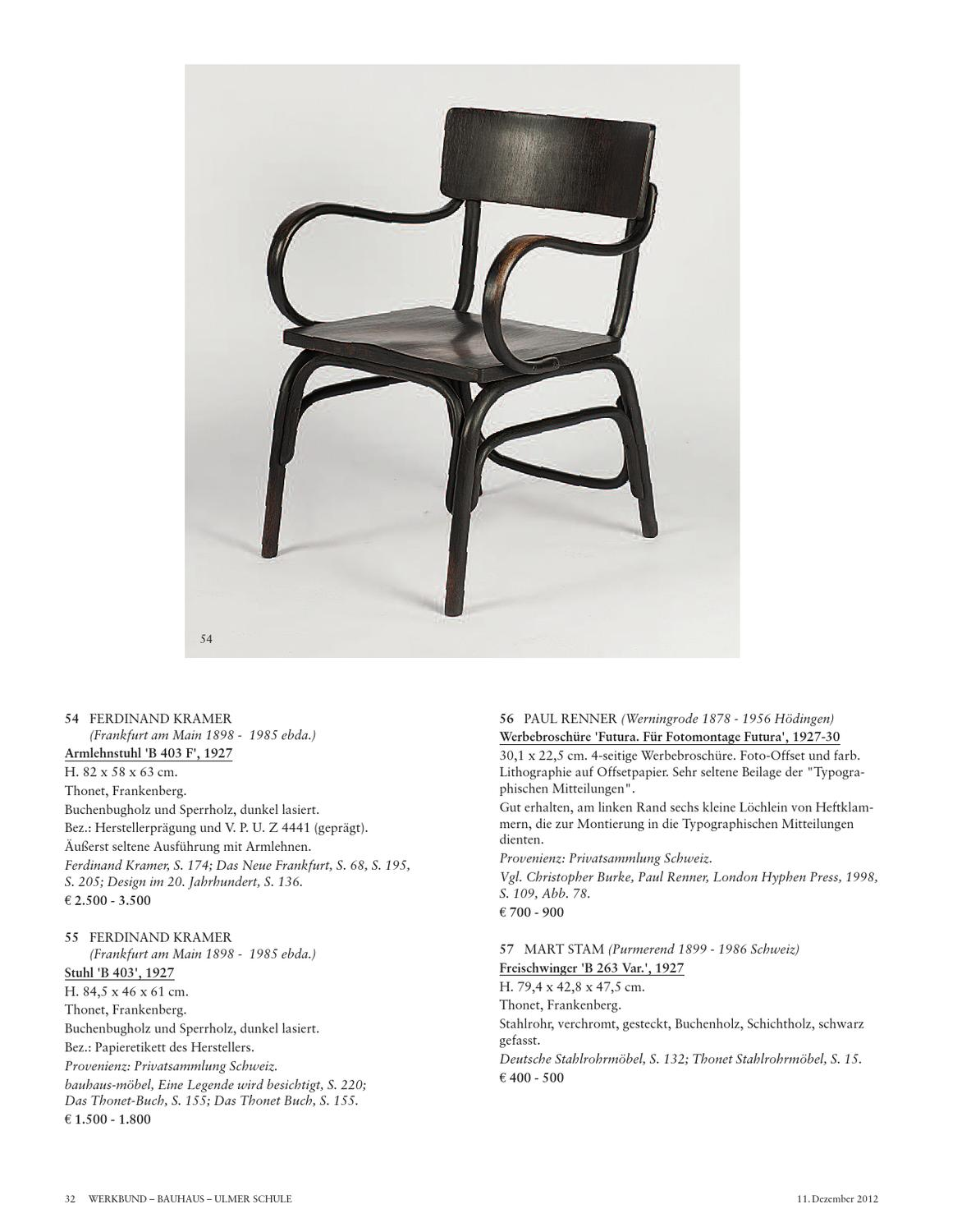 Bauhaus Buchenholz Auction 106b Catalogue Quittenbaum Art Auctions By