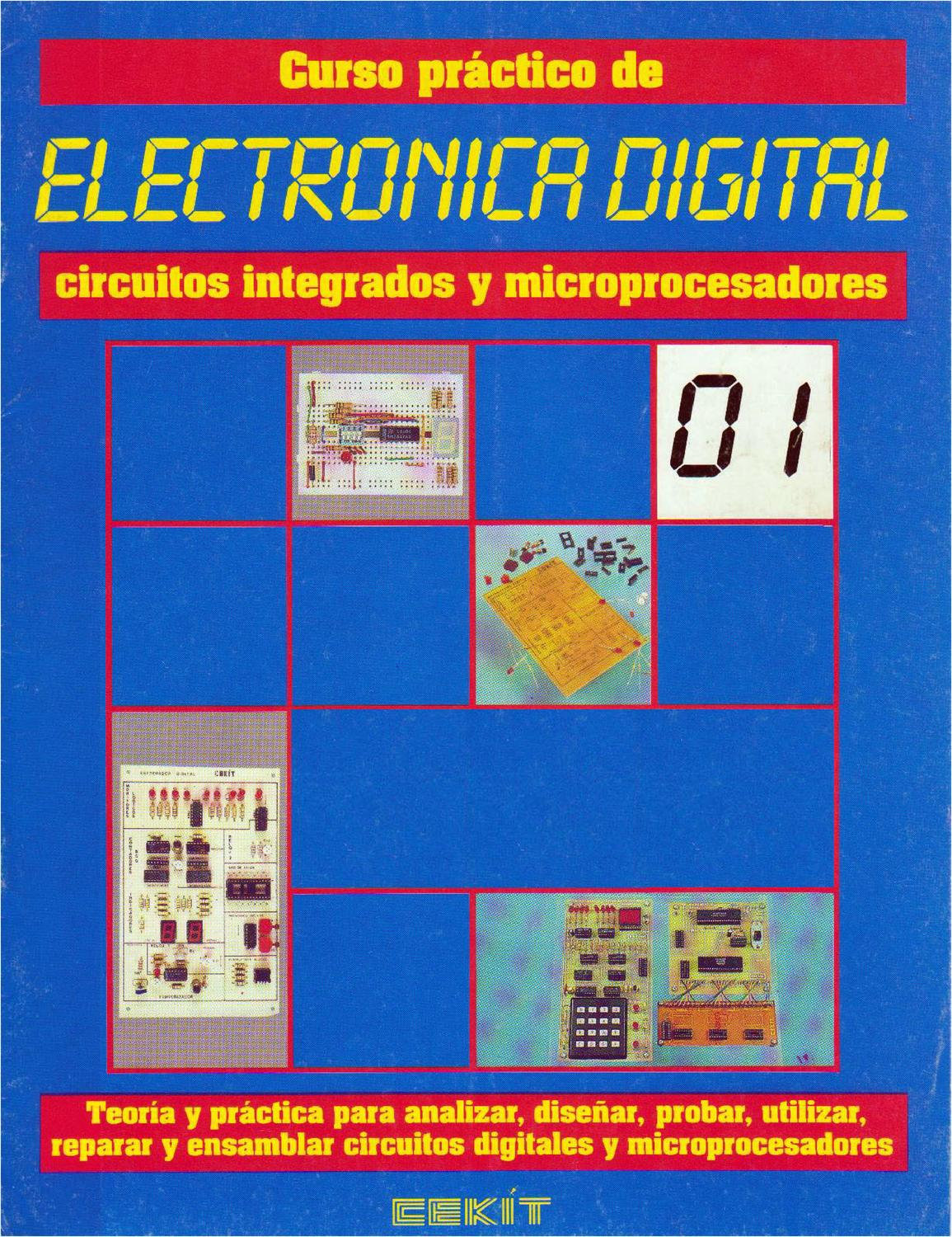 Libros De Electronica Gratis Para Descargar Electronica Digital Vol 1 By William Andres Jojoa Lopez