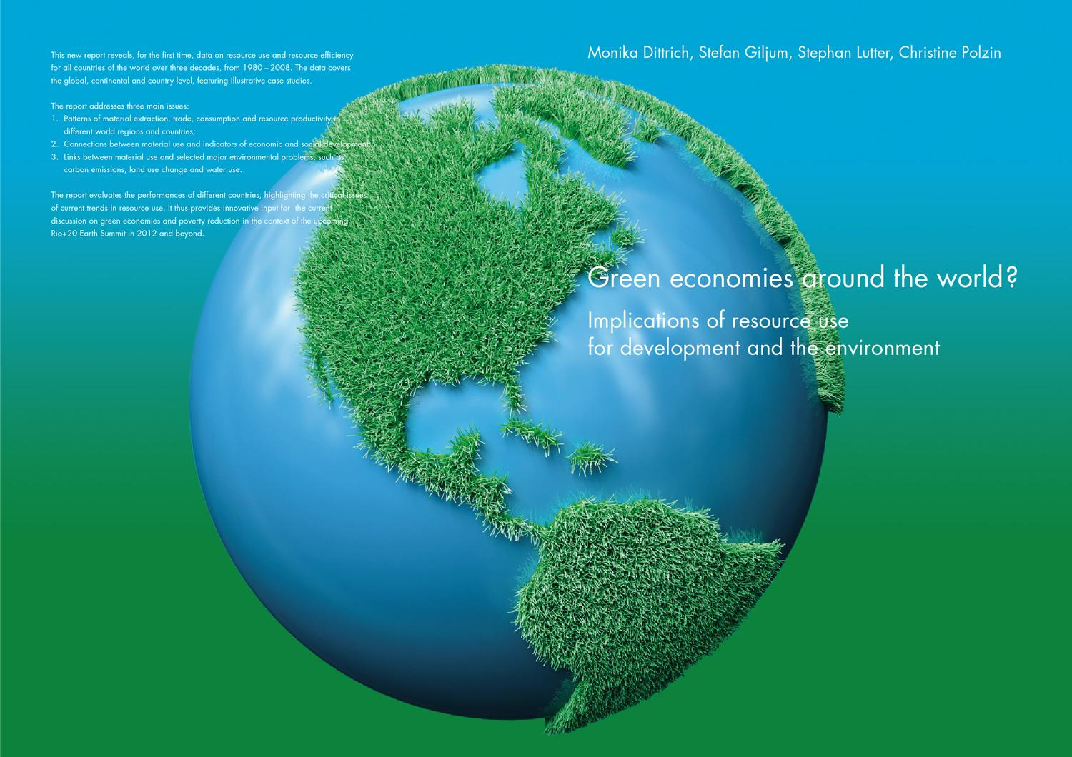 +59 Landcode Green Economies Around The World Implications Of Resource Use For