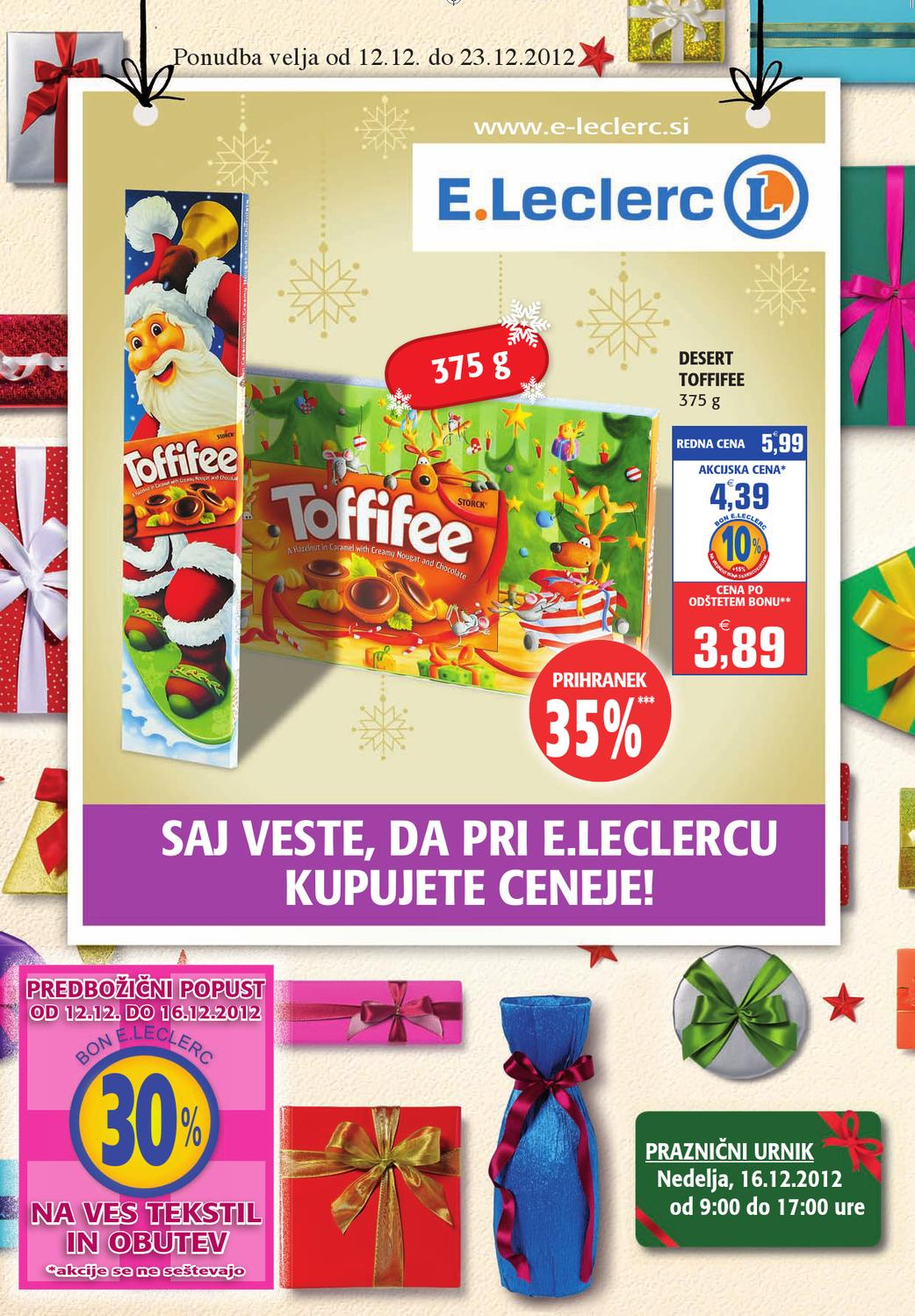 Entry5 Katalog E Leclerc Maribor By E Leclerc Slovenija Issuu