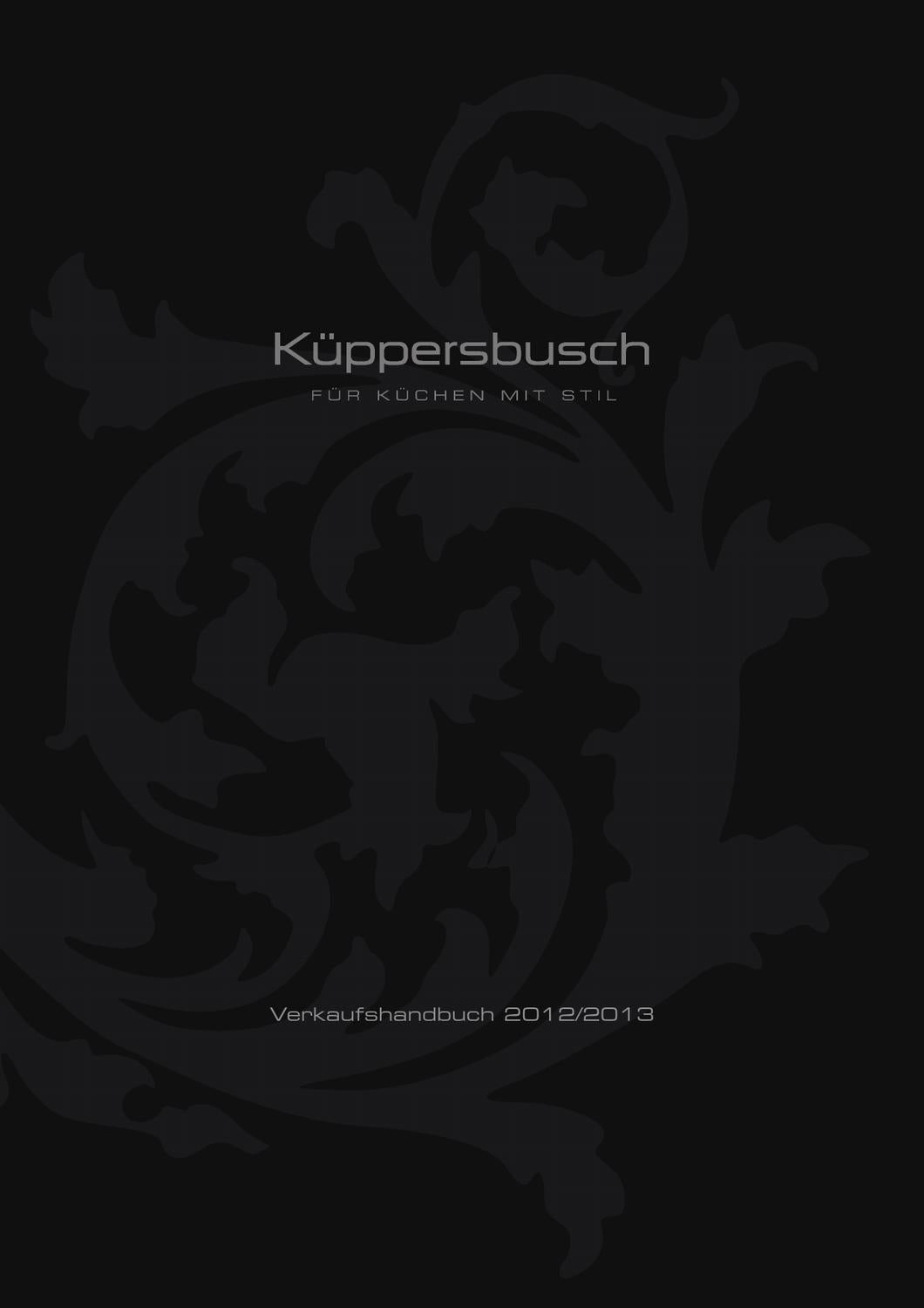 Küppersbusch By Roland Annerl Issuu