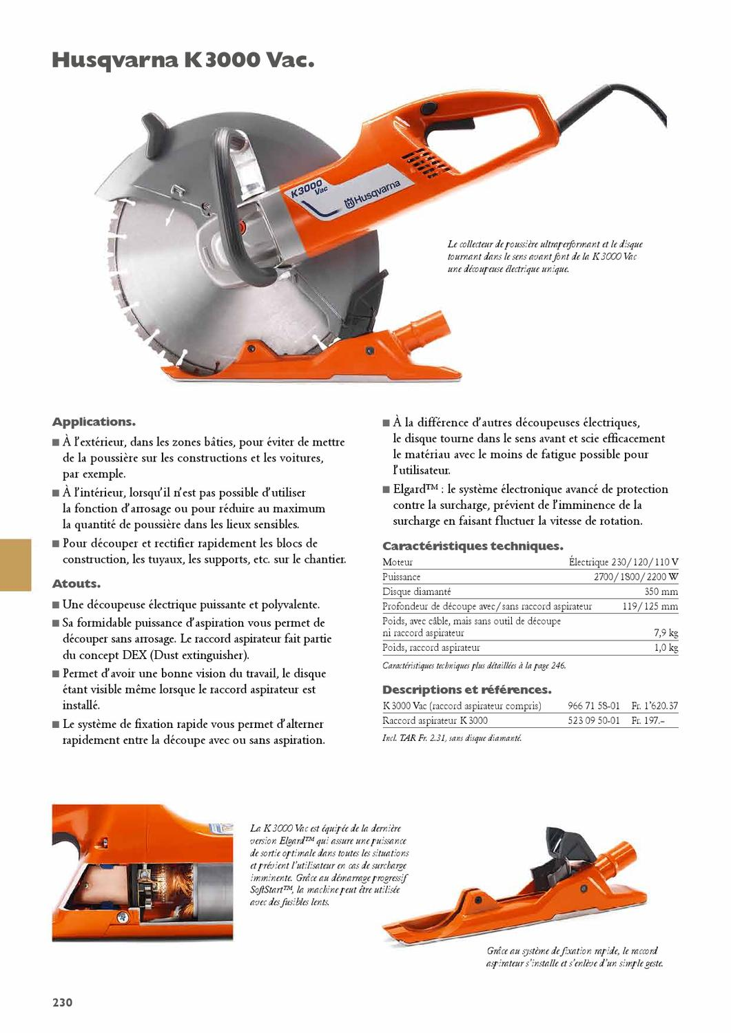 Aspirateur D Extérieur Hcp Cat 2013 Ch Fr 1 1 By Husqvarna Construction Products Issuu