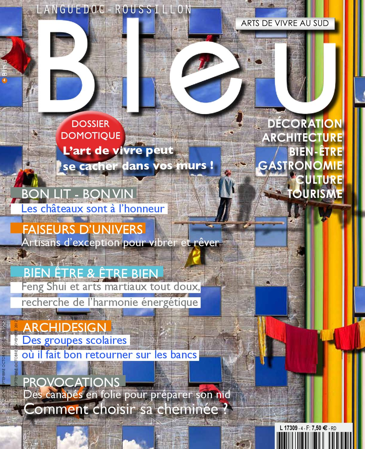 Bleu Mag N 4 By Square Partners S A Issuu