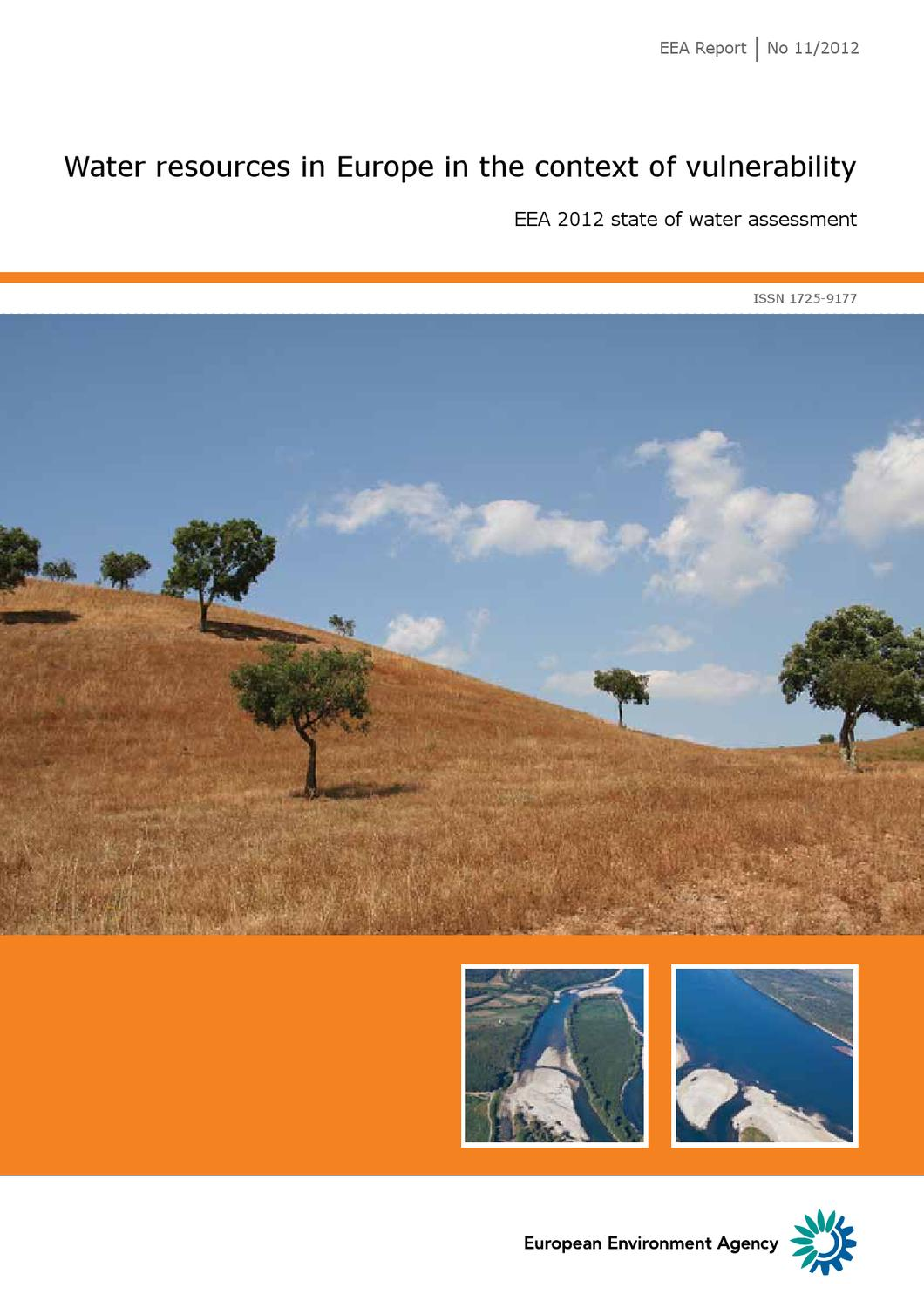 Salm Karlsruhe Water Resources In Europe In The Context Of Vulnerability By Christina Dian Parmionova - Issuu