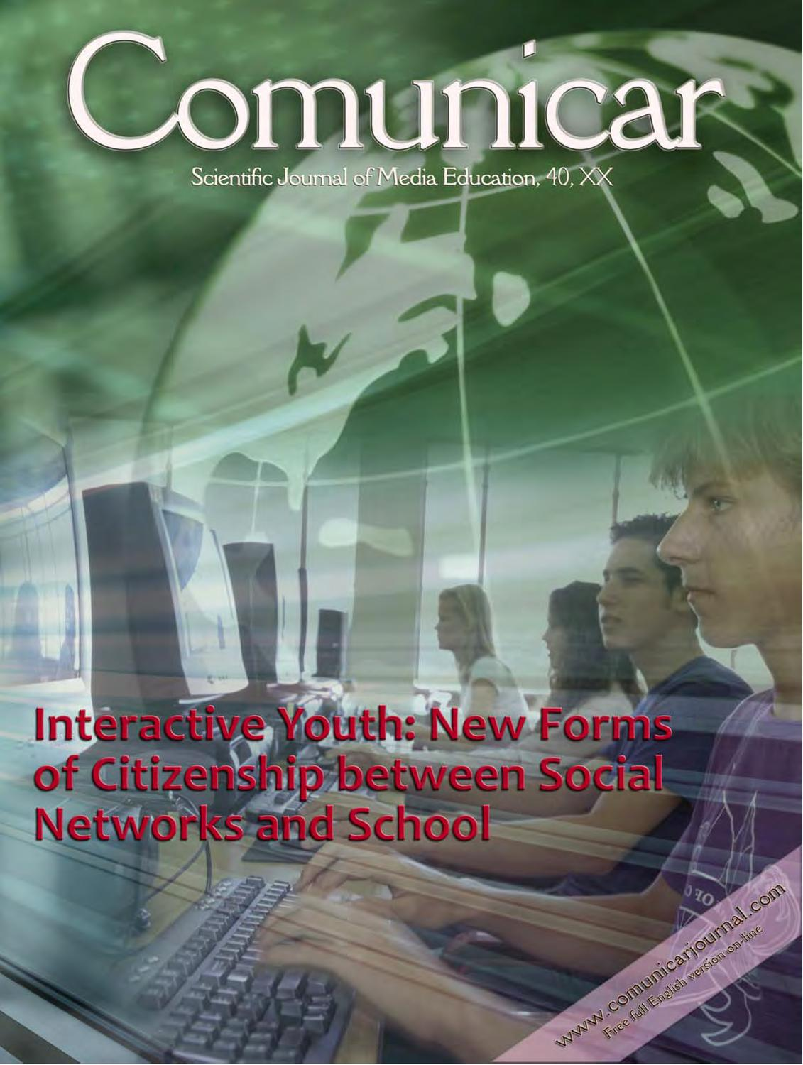 Libros Psicologia Uned Dropbox Interactive Youth New Forms Of Citizenship Between Social Networks And School Settings