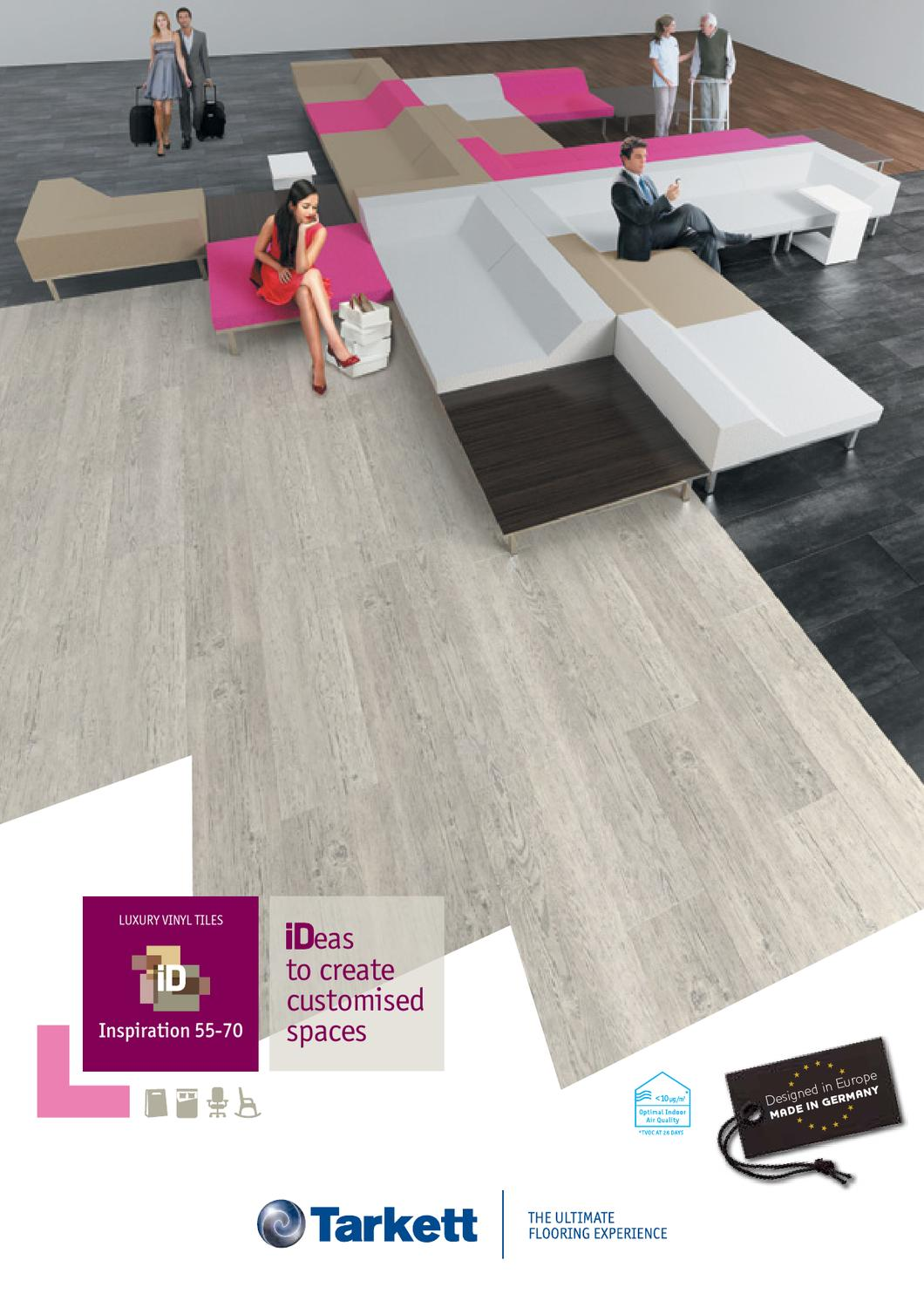 Tarkett Holding Gmbh Id Inspiration 55-70 By Tarkett A/s - Issuu