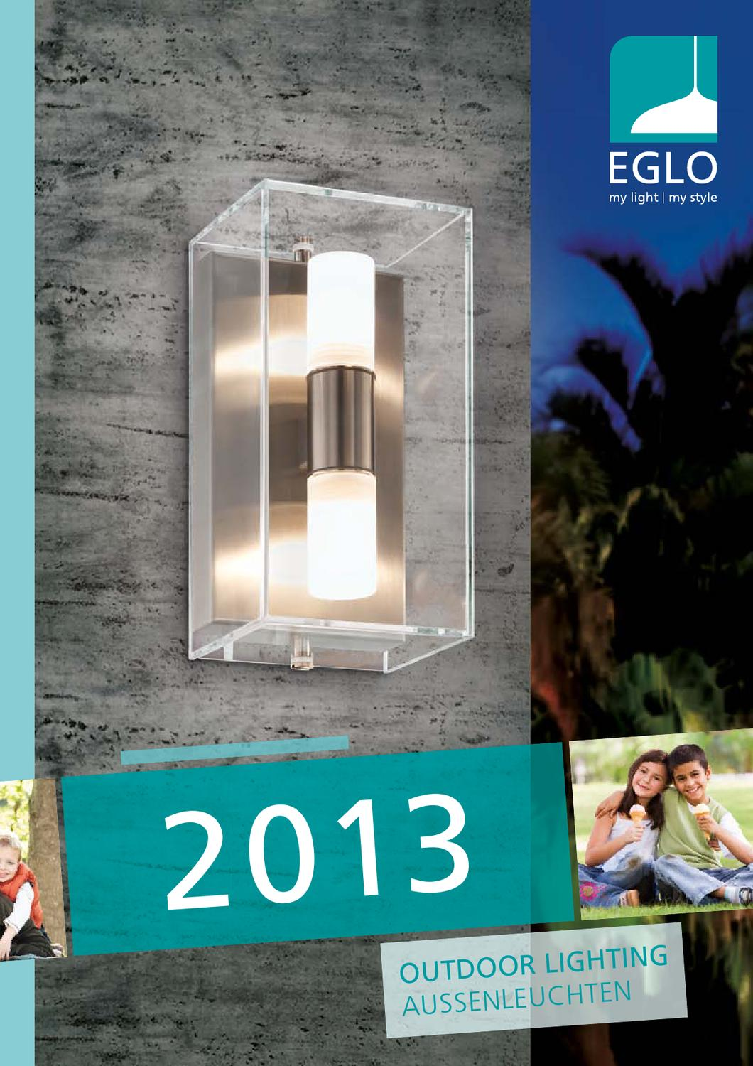 Eglo Verlichting Made Eglo Outdoor 2013