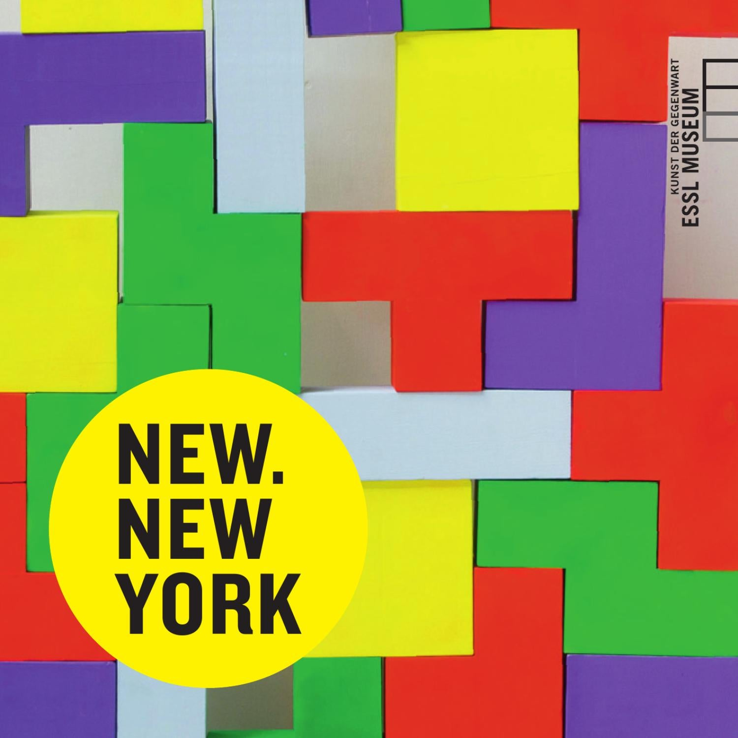 New New York By Essl Museum Issuu