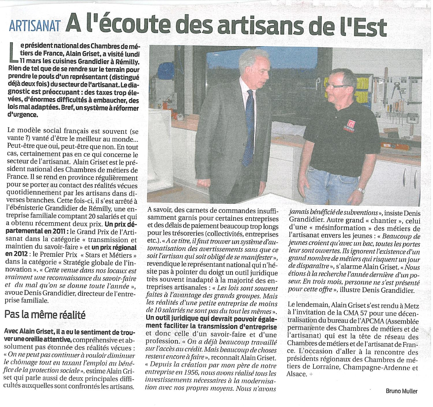 Cuisines Grandidier Remilly Griset12mars By Cma Cma Issuu