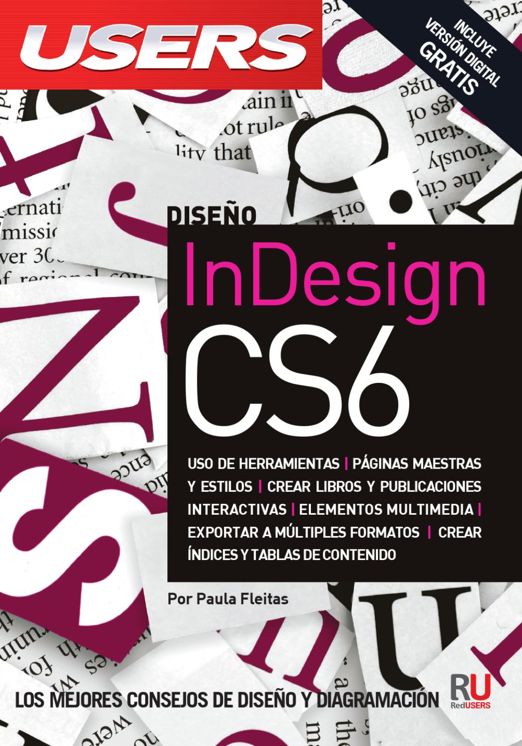 Libro Indesign Indesign Cs6 By Redusers Issuu
