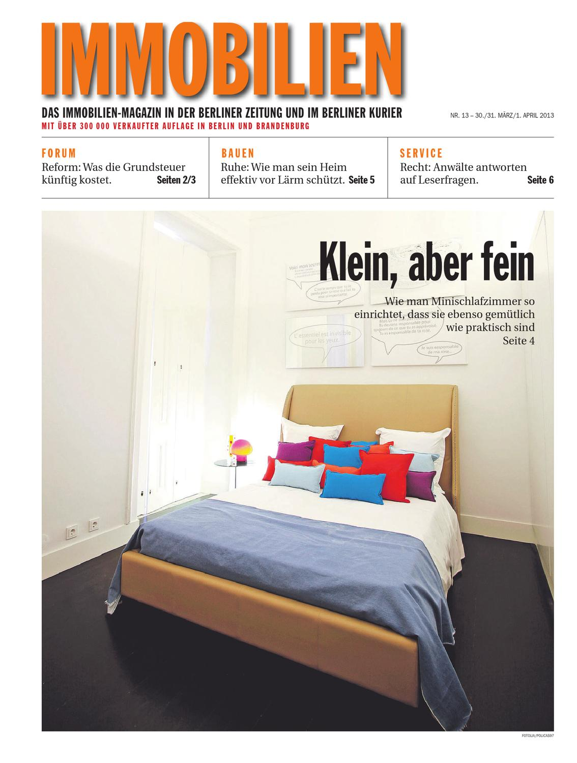 Vorbauwand Wc Immobilien Magazin By Berlin Medien Gmbh Issuu