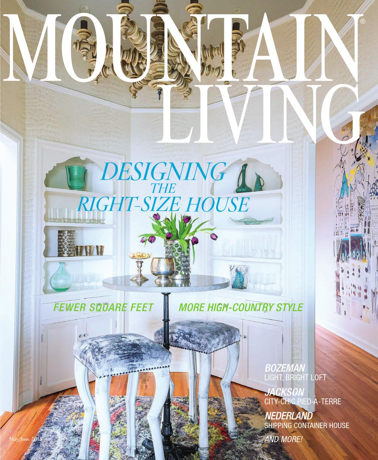 Container Haus Winterfest Mountain Living May June By Network Communications Inc Issuu
