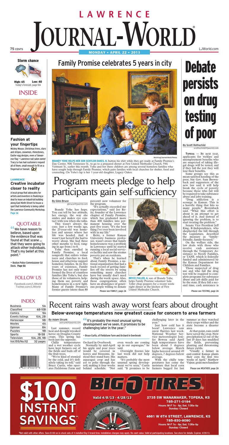 Samsung Ks 9090 Lawrence Journal-world 04-22-13 By Lawrence Journal-world - Issuu