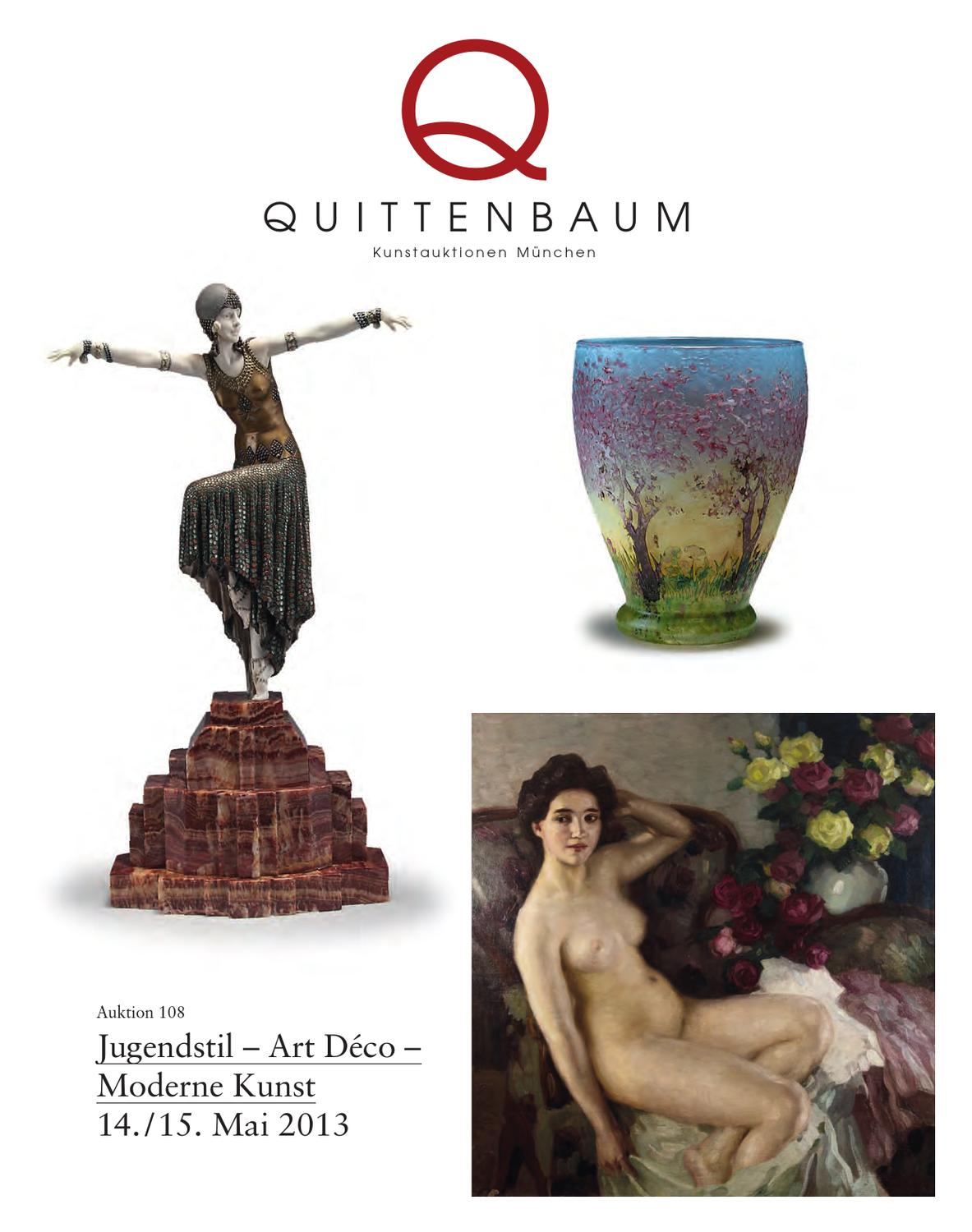 Porzellan Bemalen Tiermotiv Fuchs Teller Porzellankunst Auction 108 Catalogue Quittenbaum Art Auctions By Quittenbaum