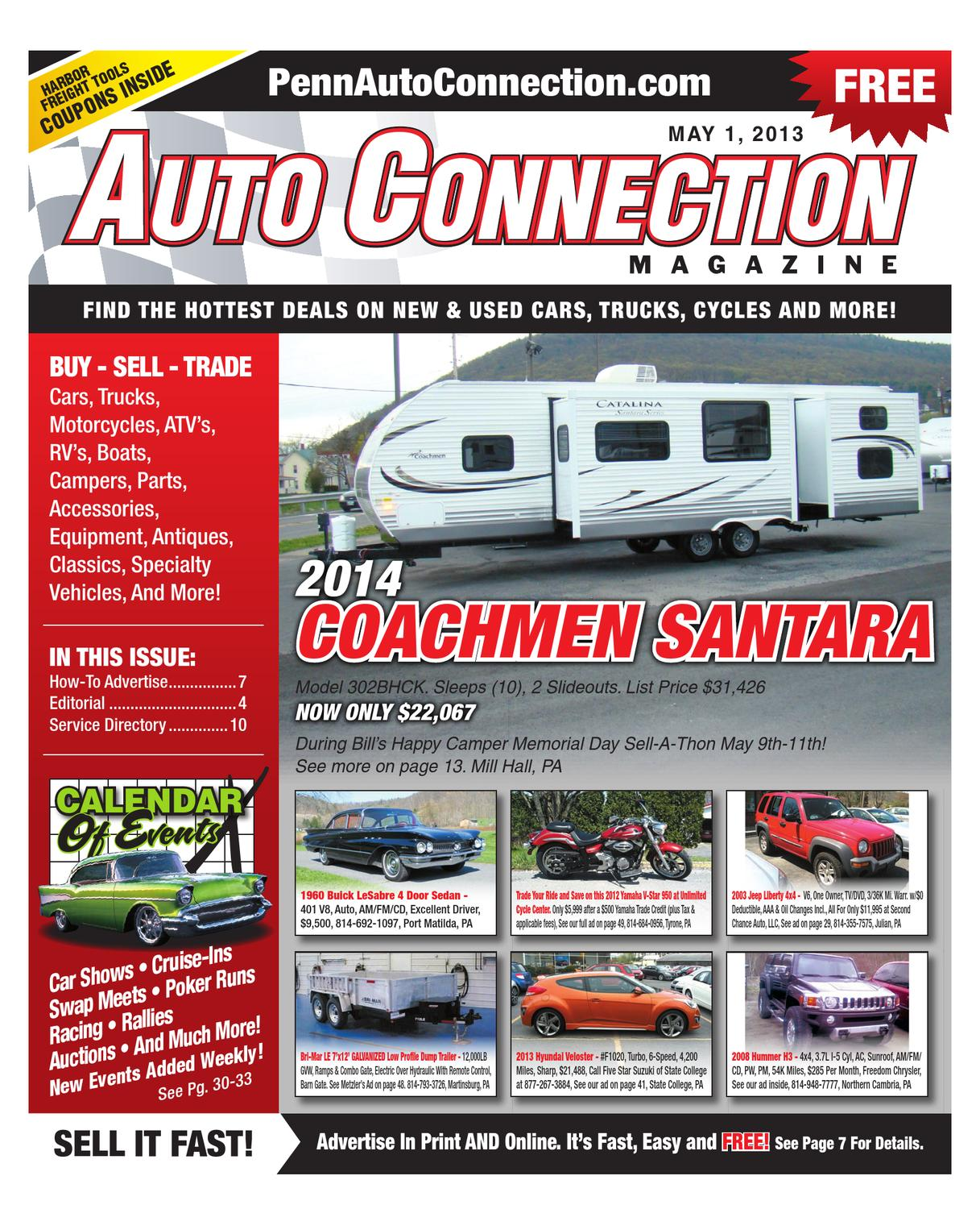 Garage Gator Motorized Electric Hoist Ggr 125 05 01 13 Auto Connection Magazine By Auto Connection Magazine Issuu