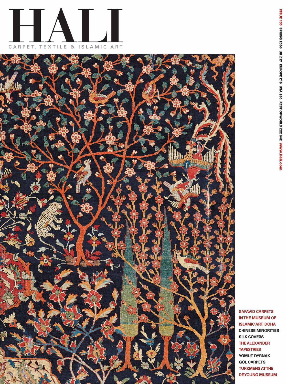 Miho Teppiche A Museum Of Masterpieces Safavid Carpets In The Museum Of