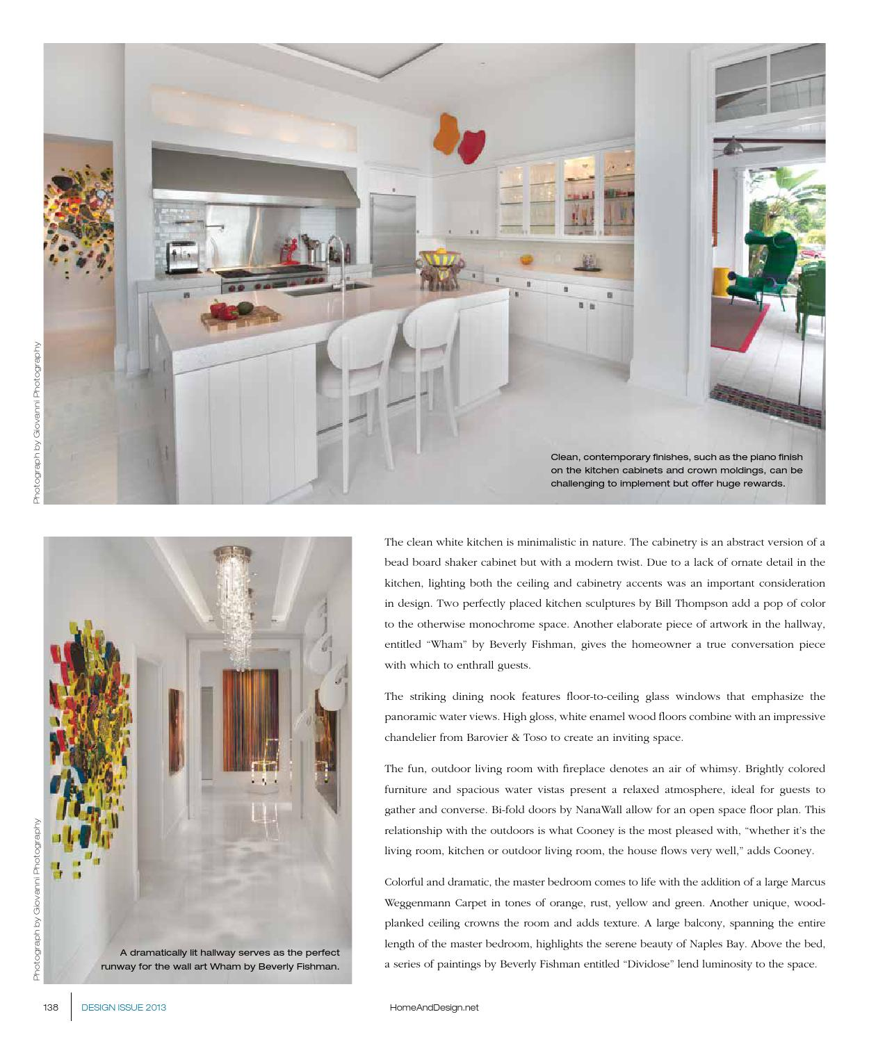 Home Design Magazine Design Issue 2013 By Jennifer Evans Issuu