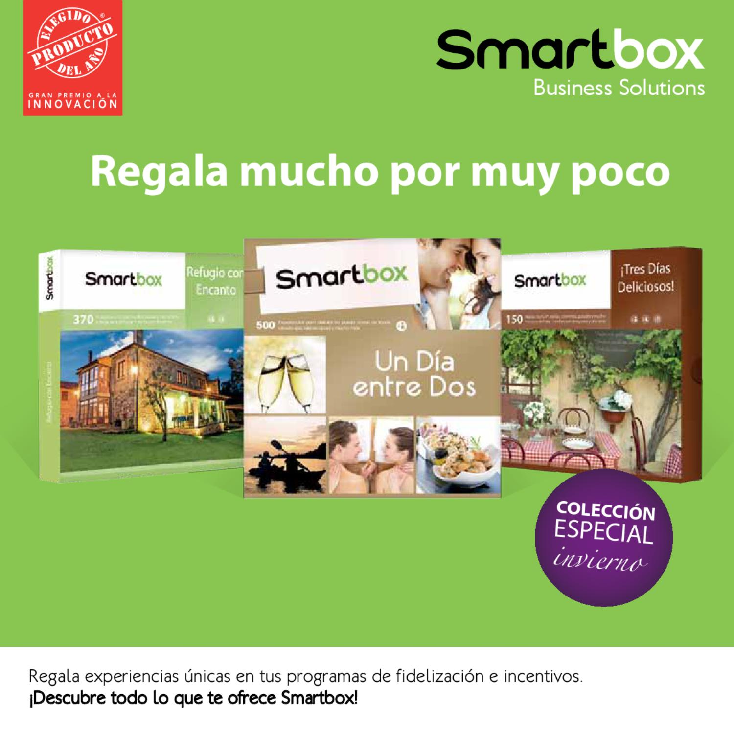 Smartbox Cocinas Del Mundo Folleto B2b Marzo 2013 By Smartbox Barcelona Issuu