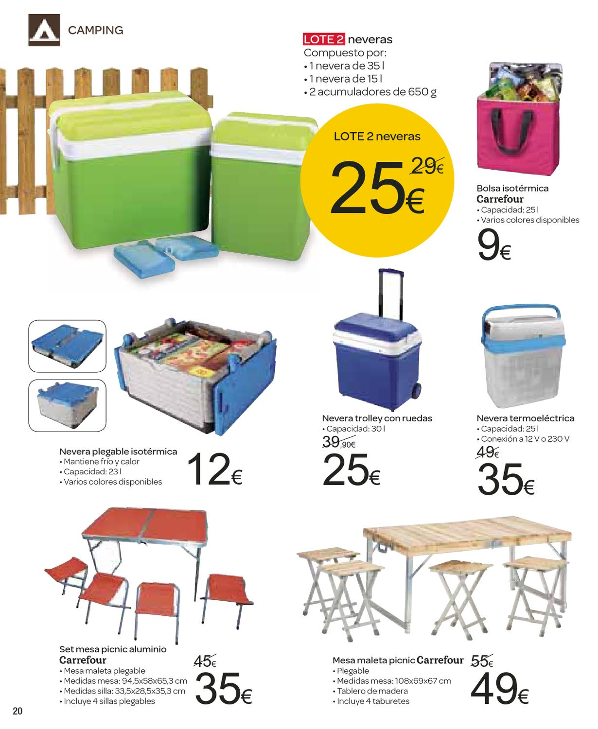 Catalogo De Piscinas Desmontables Carrefour Catalogo Carrefour Piscinas 2013 By Milyuncatalogos