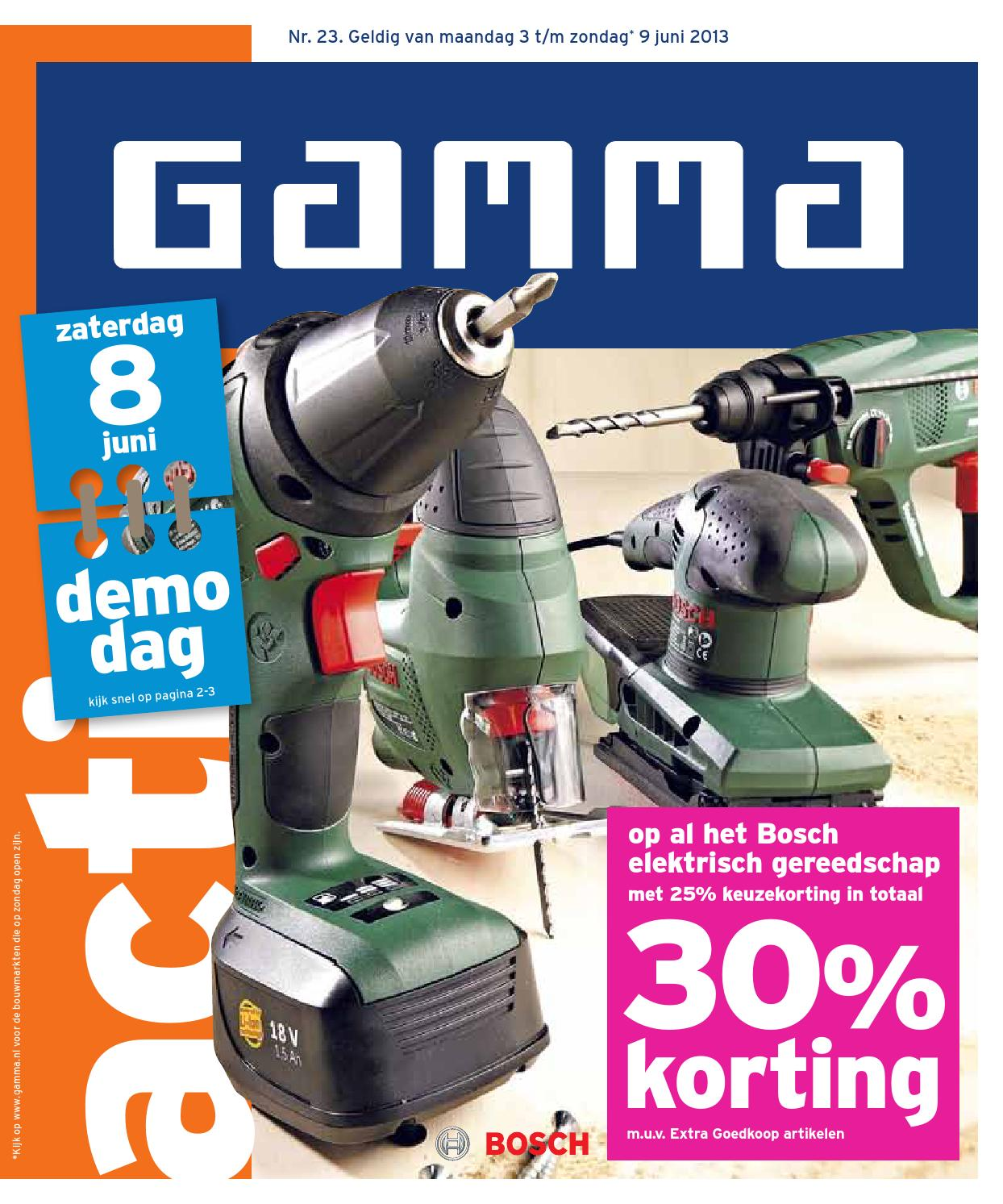 Accuboor Gamma Gamma Folder Tot 09 06 By Broshuri Issuu