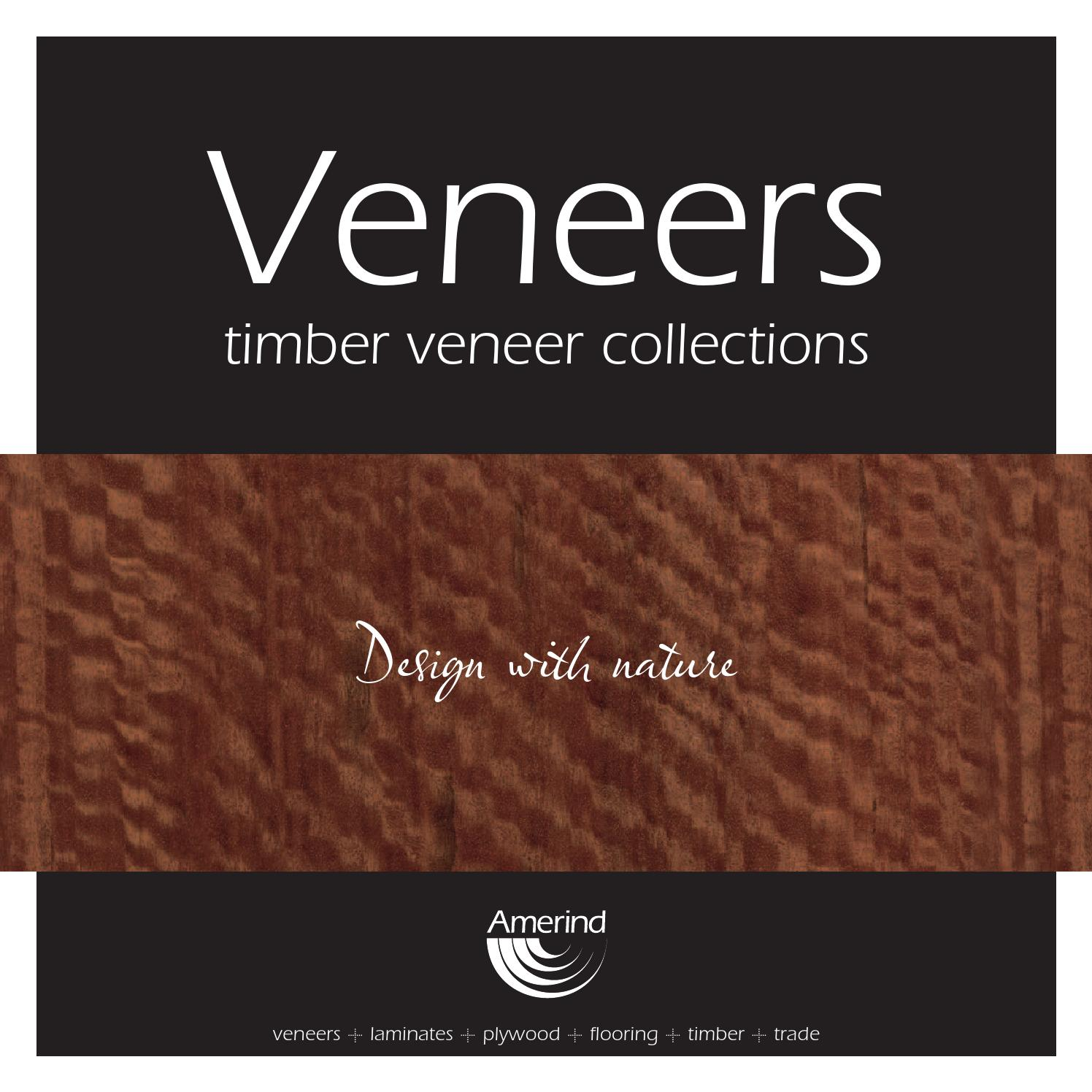 Timber Veneer Perth Amerind Timber Veneers By Nose To Tail Pty Ltd Issuu