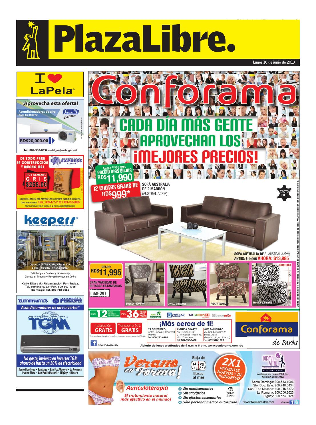 Pl20130610 By Diario Libre Issuu