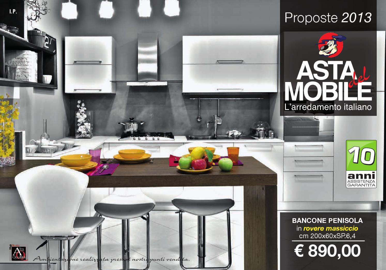 Parete Soggiorno Asta Del Mobile   Asta Mobili Taranto Home Interior ...