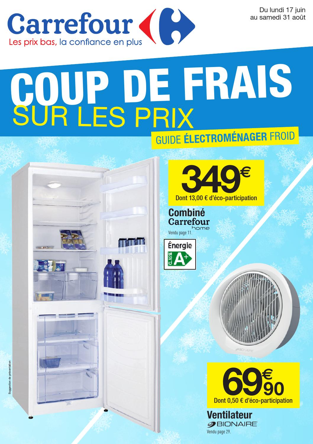 Ventilateur Colonne Carrefour Catalogue Carrefour Coup De Frais By Infopro Digital Issuu