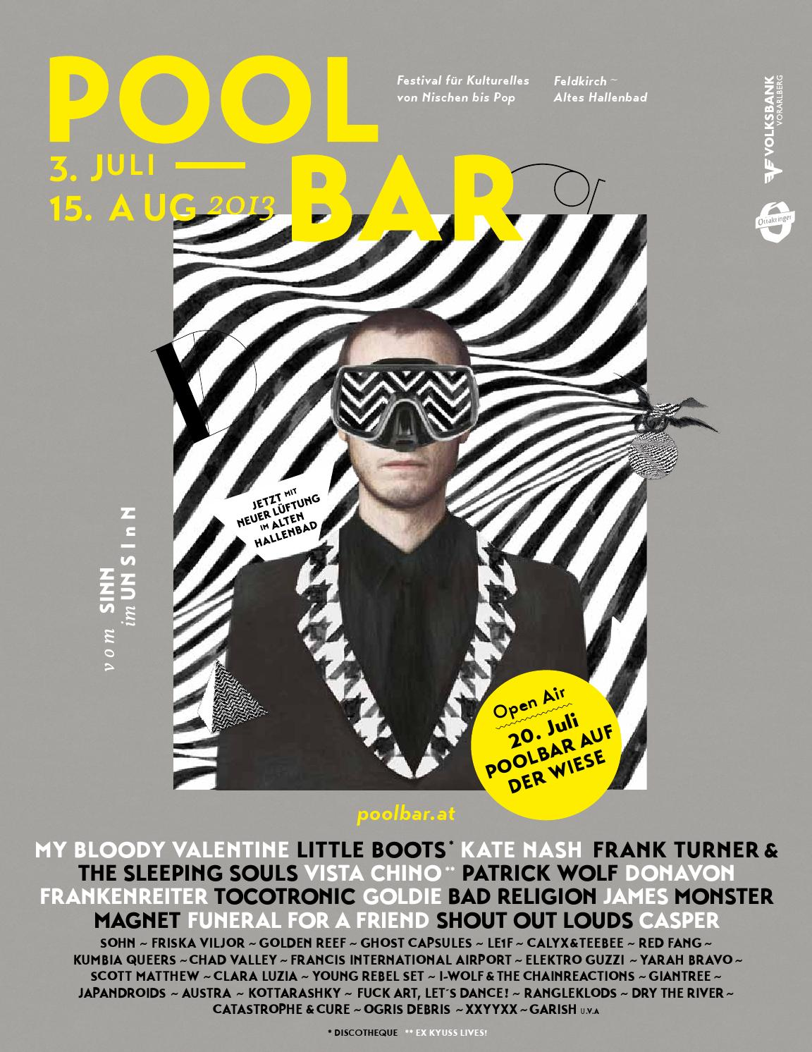 Poolbar Bigmag 2013 By Poolbar Kultur Ggmbh Issuu