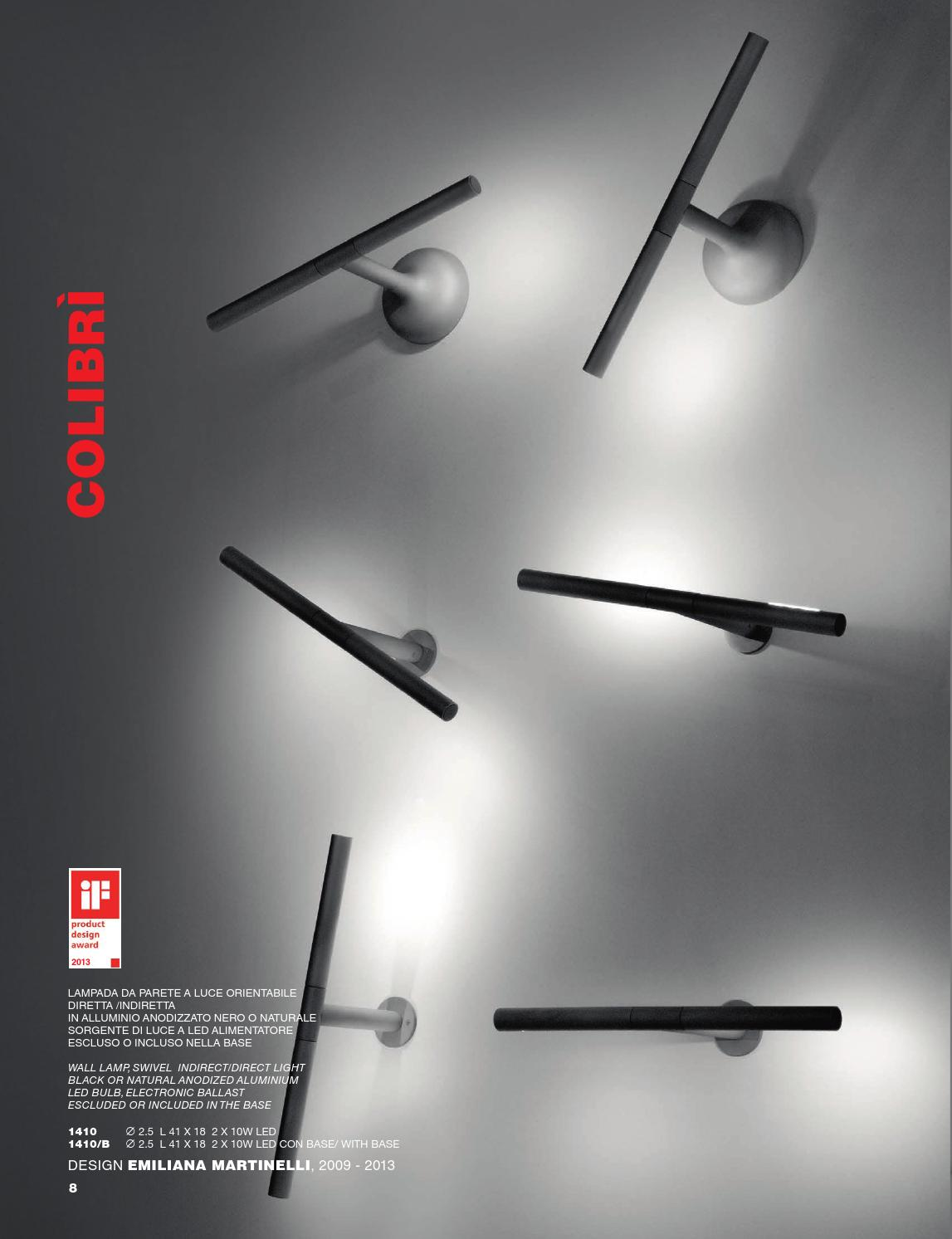 Led Luce Naturale Martinelli Luce News 2013 By Placed Issuu