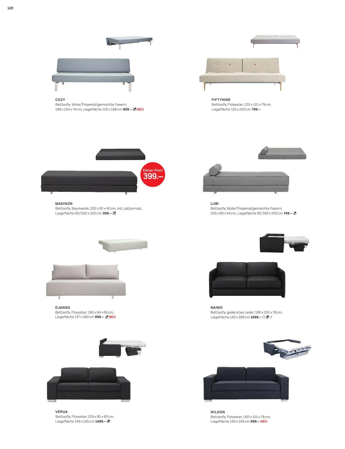 Interio Bettsofa Wilson Interio Katalog 2013 14 By Interio Interio Issuu