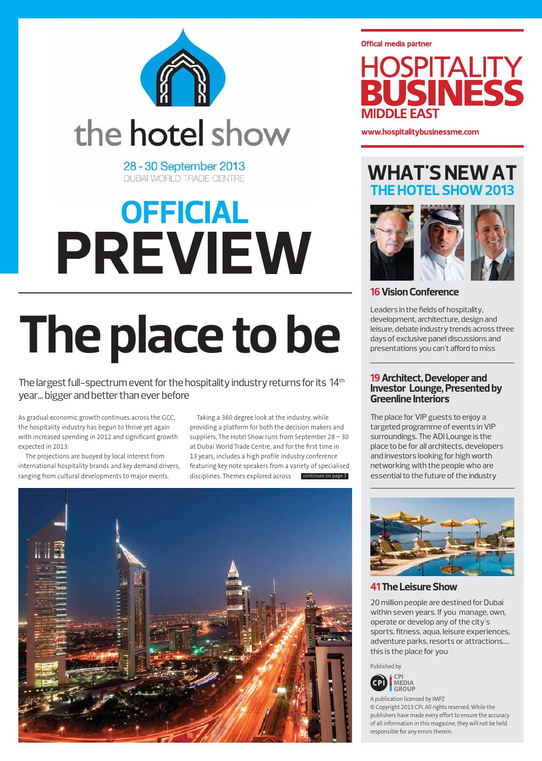 Bagno Design Bahrain Wll The Hotel Show Official Preview By Hospitality Business Me Issuu